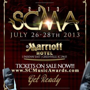 2013 South Carolina Music Awards