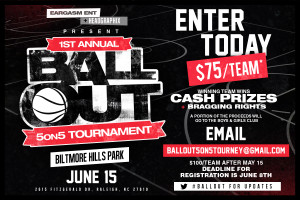Ball Out 5 on 5 Tournament