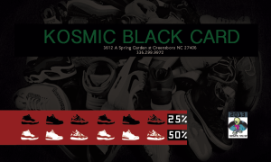 Shop At Kosmic Kickz Rare & Exclusive Sneakers